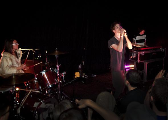 Parkdale live music