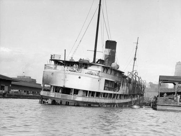 SS Noronic