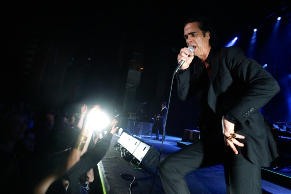 Nick Cave Sony Centre