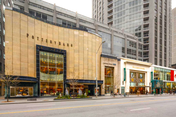 Williams Sonoma Pottery Barn Closing Bloor St Stores