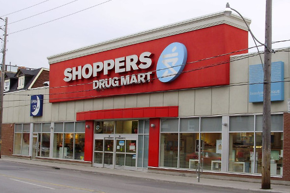 shoppers drug mart toronto