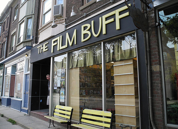 Film Buff to close as video stores struggle in Toronto