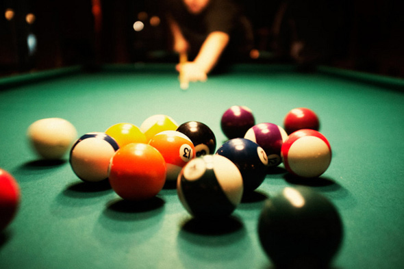 billiards toronto