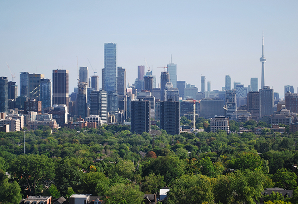 toronto influential city