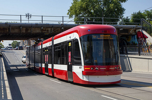 TTC service improvements