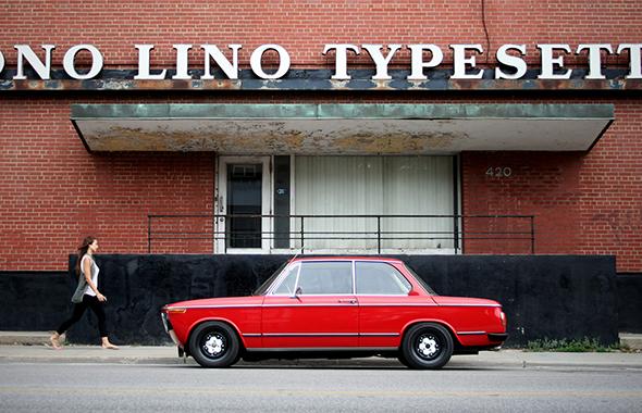 Mono lino typesetting