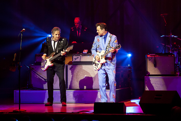 Chris Isaak Massey Hall