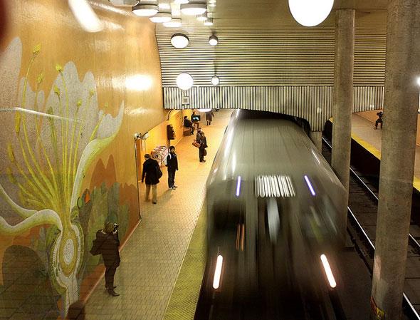 toronto dupont station