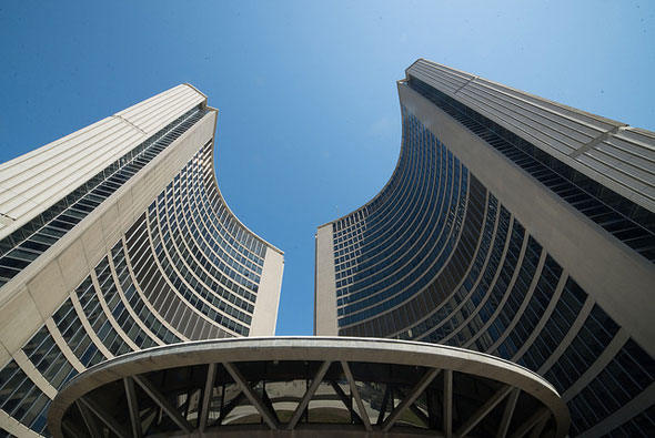 10 Most Famous Architecture Buildings 10 most famous architecture buildings toronto city hall p for