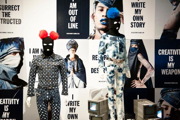 politics of fashion