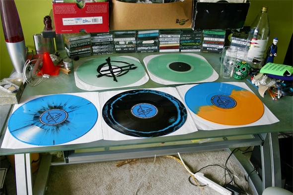 Toronto collectable albums