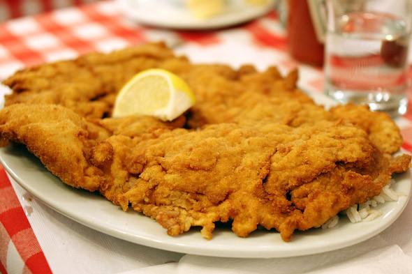 best schnitzel toronto