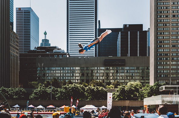 Pan Am Games Toronto