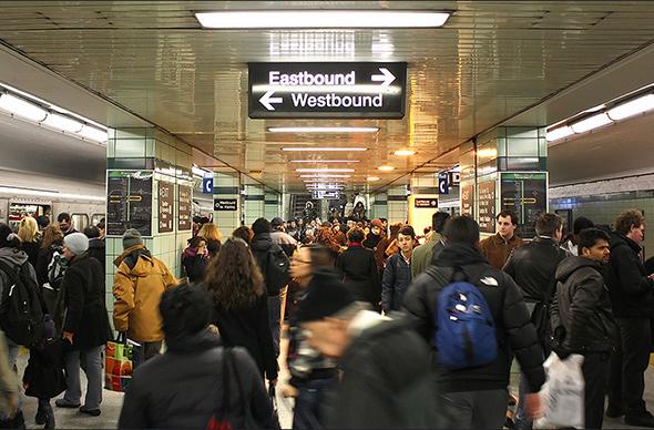 crowded toronto 2015