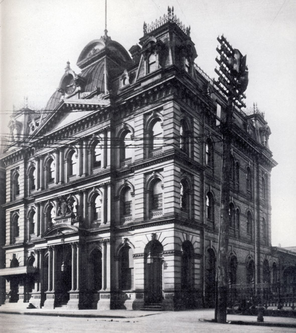 General Post Office Toronto