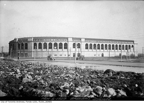 Maple Leaf Stadium