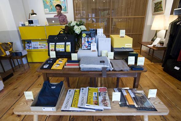 monocle shop toronto