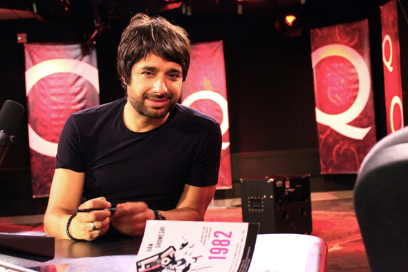 Jian Ghomeshi arrested