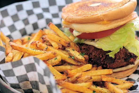 best veggie burger toronto