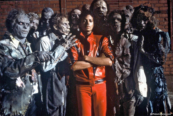 Thriller dance Toronto