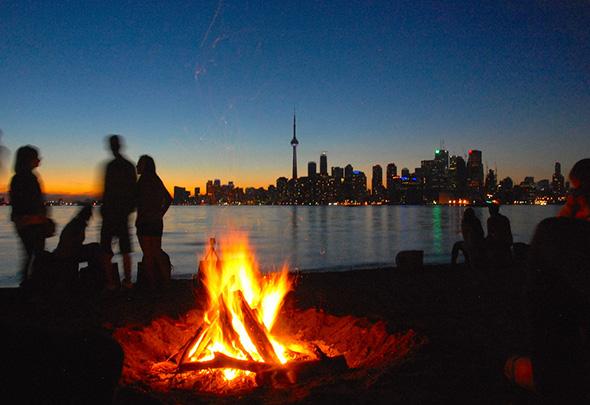 fire pits Toronto