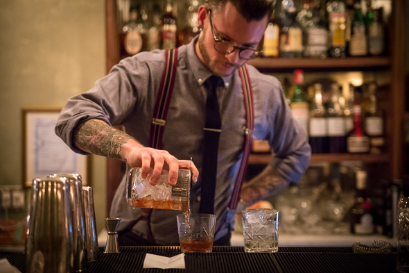 sherry cocktails toronto
