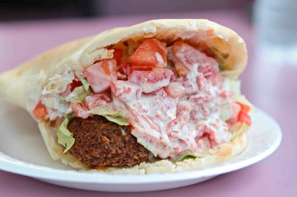 best falafel toronto