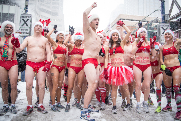 winter running events 2014 toronto