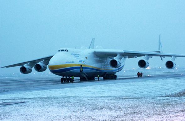 Antonov 225 Pearson