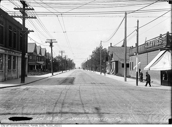 toronto gerrard street