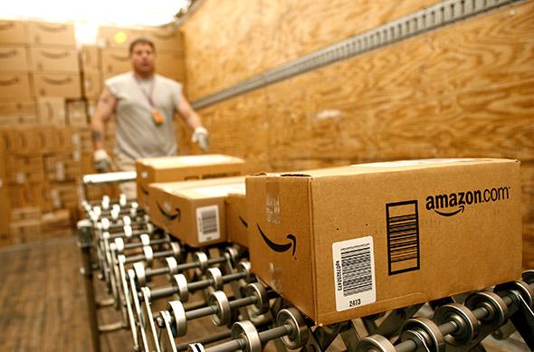 Amazon shipping toronto