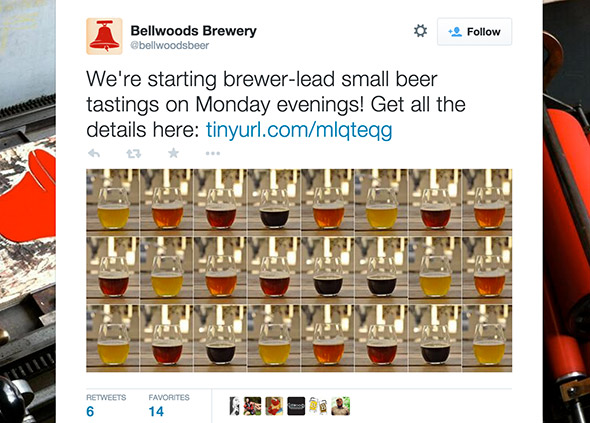 toronto beer twitter