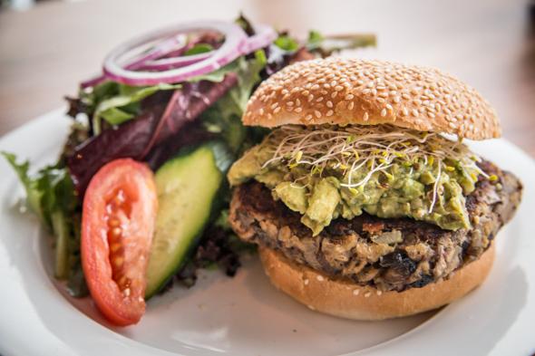 Veggie Burger Toronto
