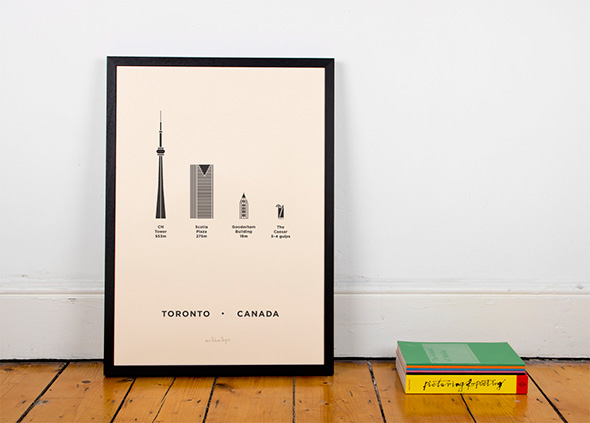 Toronto themed gifts