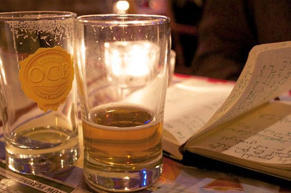 beer classes toronto