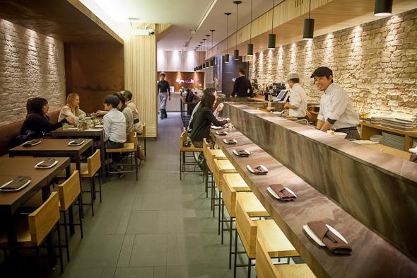 Japanese Restaurant Eglinton