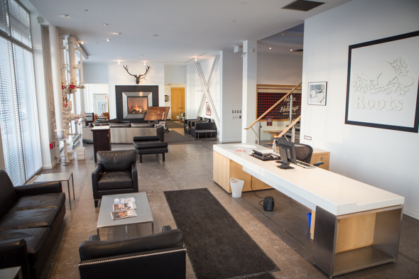 Furniture Design Toronto did you know roots has a furniture store in toronto?
