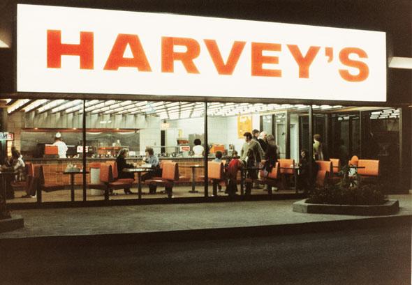 toronto harvey's
