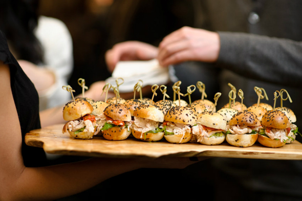 The Top 50 Catering Options In Toronto