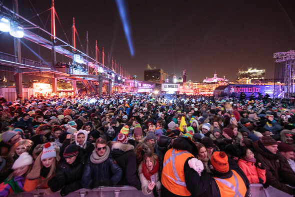 Can Toronto support an outdoor winter music festival?
