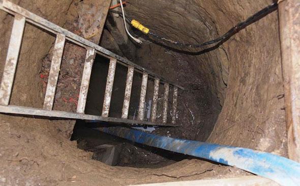 toronto tunnel