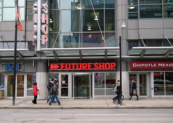 future shop toronto