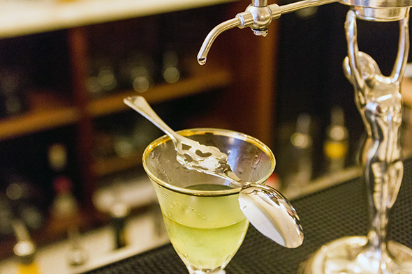 kubler absinthe how to drink