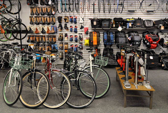 Bike Store Toronto Pete s stores occupies a