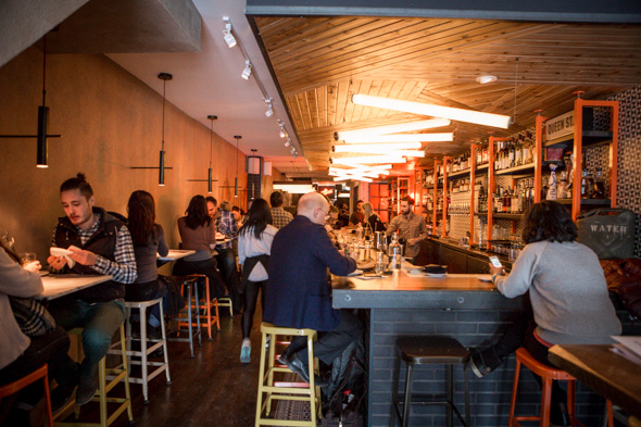 New Restaurant Bloor West Village