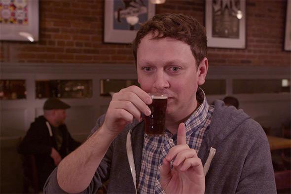 Toronto beer snobs