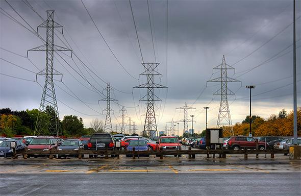 toronto electricity use