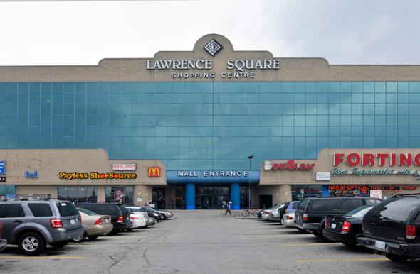 worst shopping malls toronto