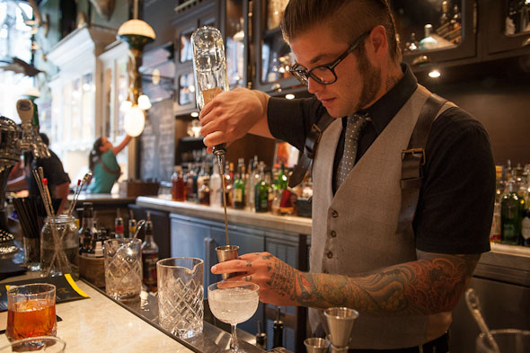 The top 10 bars and pubs on King St. West