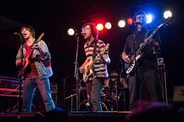 Twin Peak band